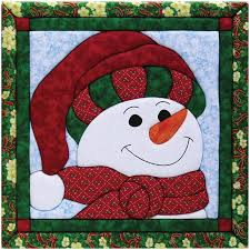 Best 25+ Snowman quilt ideas on Pinterest | Winter quilts ... & Quilt Magic Snowman Quilt Magic Kit Adamdwight.com