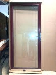 best rated storm doors storm door replacement glass home depot storm door glass replacement best storm