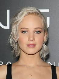 Jennifer Lawrence New Hair Style see jennifer lawrences cool new hair color 1285 by wearticles.com