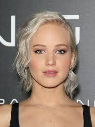 Jennifer Lawrence New Hair Style see jennifer lawrences cool new hair color 1285 by stevesalt.us