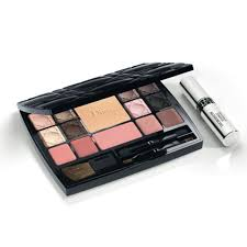 picture of couture palette edition voyage 100 authentic ltd edition dior collection voyage makeup brush plete palette dior travel studio