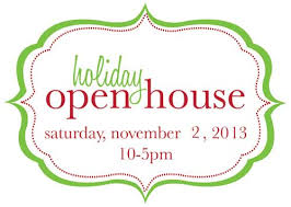 christmas open house flyer holiday open house flyer template templates commonpence co ianswer