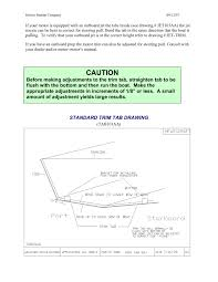 boat trim setup and adjustment hewescraft pages 1 3 text version fliphtml5