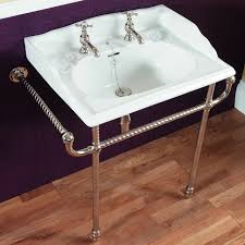 silverdale victorian basin stand towel rail with 635mm basin 1 163 40 washstands washstands basins strand bathrooms quality bathroom accessories