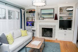 living room office combination. Living Room + Office Combination Space Transitional-living-room N