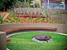 Backyard Landscape Design Plans Extraordinary Fire Pit Ideas 48 Hot Designs For Your Yard