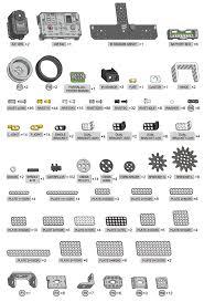 Standard Office Equipment List Bioloid Stem