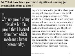 40 Clinical Nurse Manager 1 Interview Questions And Answers Pdf