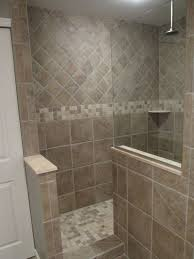 Bathroom Remodel Bathroom The Required Size Of Doorless Walk In Shower Doorless Pertaining To Doorless Shower Architecture And Interior Design Modern Architecture Center Bathroom Enchanting Doorless Shower Your Home Inspiration