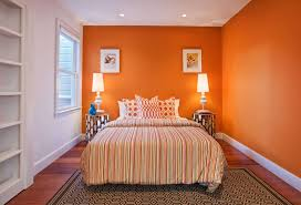 Orange Bedroom Decor Bedroom Cute Yellow Paint Color For Bedroom Decor With