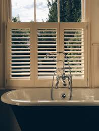 diy interior window shutters. Simple Window CafeStyle Waterproof ABS Shutters Brought From Diyshutterscouk And  Installed On Diy Interior Window Shutters G