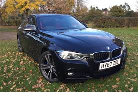 All BMW Models bmw 320 saloon : Used 2017 BMW 3 SERIES 320d M Sport 4dr Step Auto for sale in ...