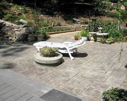 Backyard Concrete Designs Best Photos Stamp Of Approval Stamped Concrete Designs Angie's List