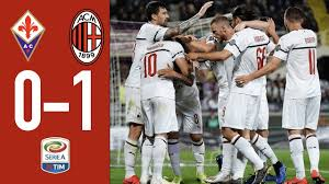 Highlights Fiorentina 0-1 AC Milan - Matchday 36 Serie A TIM 2018/19 -  YouTube