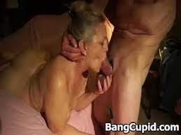 Mature Sucking Massive Cock