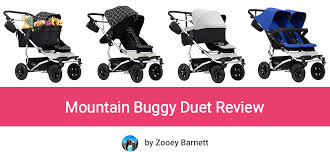 Mountain Buggy Duet Review Of Worlds Narrowest Double