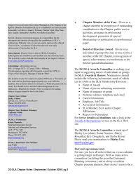 DC/SLA Chapter Notes - September/October 2009 by DC/SLA - issuu