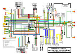 honda cx wiring diagram honda wiring diagrams