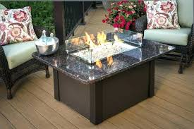 propane gas fire pit outdoor table by blue rhino gas fire pit lava rocks coffee tables propane gas fire pit outdoor