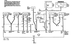Mercedes benz 300se wiring diagram air bag part 1