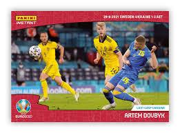 UEFA EURO 2020™ Panini Instant - Card #050 - Artem Dovbyk