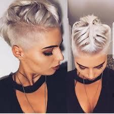 Image Coiffure Punk Femme Cheveux Court Coiffure Cheveux Mi