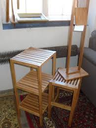 Badezimmergarnitur Aus Holz Ep 97 Möbel