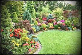 office landscaping ideas. Cool Front Yard Flower Bed Landscaping Ideas Pics Amys Office S