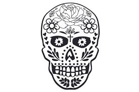 Free box svg files, free card svg files. Sugar Skull Svg Cut File By Creative Fabrica Crafts Creative Fabrica