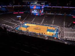 Oklahoma City Thunder Arena Seating Chart Your Ticket To Sports Concerts More Seatgeek