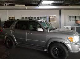 Used Car   Toyota Sequoia Panama 2003   TOYOTA SEQUIOA