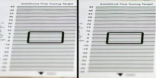 How To Check Correct Your Autofocus Tips For Fine Tuning