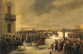 Восстание декабристов Главная восстание декабристов на сенатской площади 14 декабря 1825 года