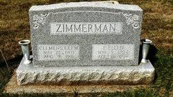 Ellen Effie Zimmerman (1904-1974) - Find A Grave Memorial