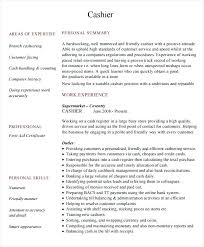 Ideas Of A Cashier Resume Amazing Cashier Resume Template Cashier