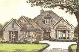 tudor house plans. Tudor Exterior - Front Elevation Plan #310-533 House Plans O