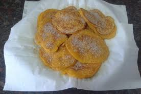 recipe sa style pumpkin fritters with