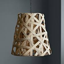 birds nest hanging lamp