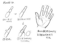 簡単にそれなりに上手く見える手の描き方講座 まとめ Naver まとめ