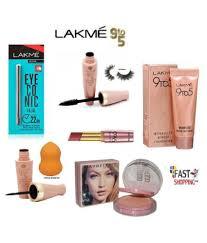 lakme 9 to 5 plete bo makeup kit gm