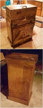 Pallet Kitchen Furniture 17 Best Ideas About Pallet Cabinet On Pinterest Rustic Pantry