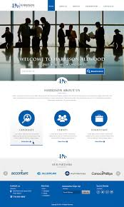 Provo Web Design Modern Professional Business Web Design For A Company By