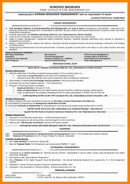 7 Hr Resume Sample Sap Appeal Mid Career Change Level Sevte