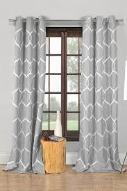 White Patterned Curtains Inspiration White Patterned Curtains Interior Www