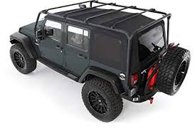 image unavailable image not available for color smittybilt 76717 src roof rack for jeep jk 4 door