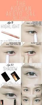 aegyosal eye bag tutorial koreanmakeup makeuptrend makeup korean makeup look