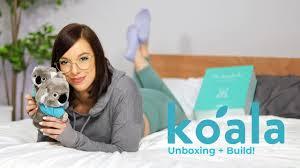 <b>Koala</b> Bedroom Unboxing, Build + First Impressions! - YouTube