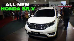 new car 2016 malaysiaHonda BRV NEW 7 Seater Crossover  Malaysia Auto Show MIECC 2016