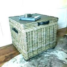coffee table with baskets side table with wicker baskets under coffee table storage baskets basket coffee coffee table with baskets