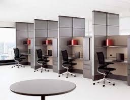 open layout office. Interior Various Contemporary Minimalist Open Office Desk Layout